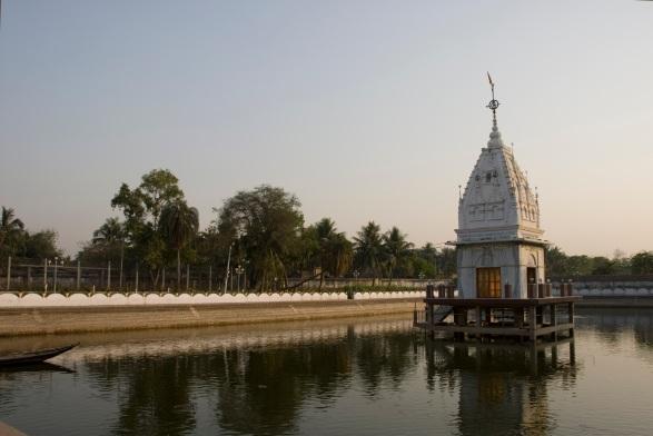 Nabadwip Dham - Govinda Kunda