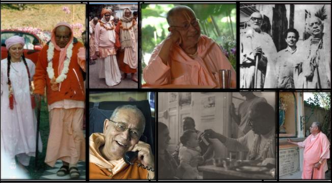 Srila Govinda Maharaj