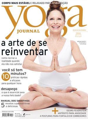 Regina shakti Yoga journal