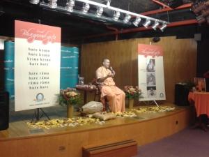 Srila trivikrama Maharaj lecture porto alegre
