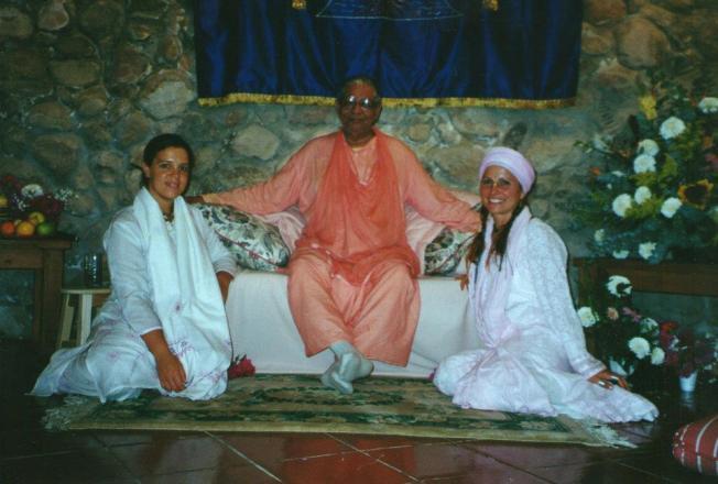 rohini e ananyabhakti gurudeva