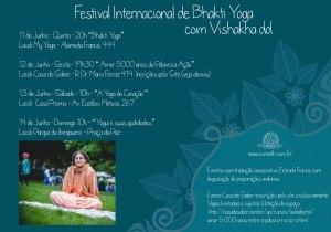 Festival Internaciona Bhakti Yoga Vishaka 1