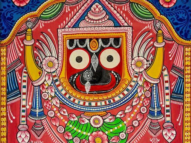Jagannath-pata-chitra